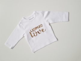 Shirt Leopard Love 50/56
