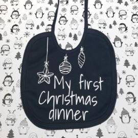 """Slabber """"My first christmas dinner"""""""