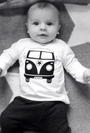 Shirt Volkswagenbus met naam