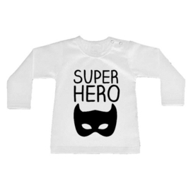 Super hero shirt - nog 1 maat 62