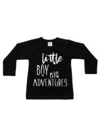 Little Boy Big Adventures