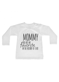 Favorite Mommy shirt