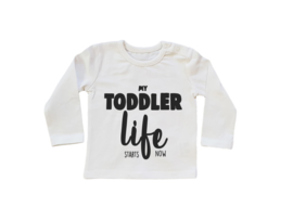 My Toddler Life Starts Now