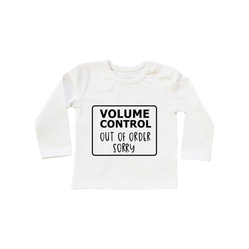Volume Control - Out of Order
