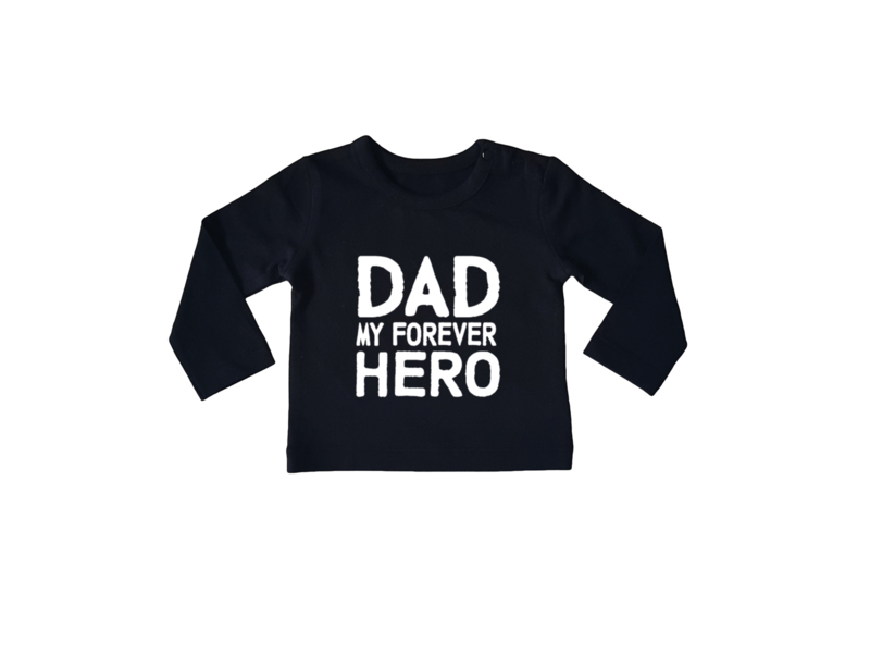 DAD MY FOREVER HERO