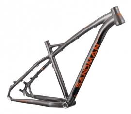"""SANDMAN Atacama 26"""" frame Grijs Orange"""