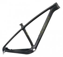 FATLAB Bootie Carbon 65-b+/29er frame Zwart