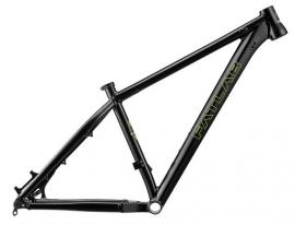 FATLAB Bootie aluminium 65-b+/29er frame Zwart