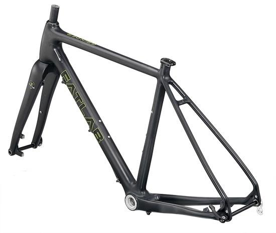FATLAB Grinder Gravel Racer Carbon Frame / Vork kit