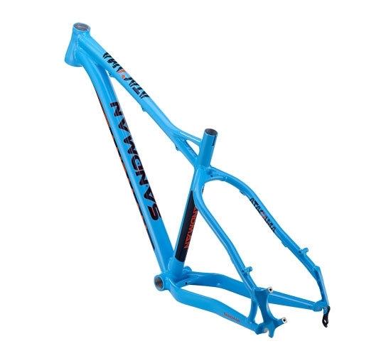 "SANDMAN Atacama 26"" frame Cyan Blue"