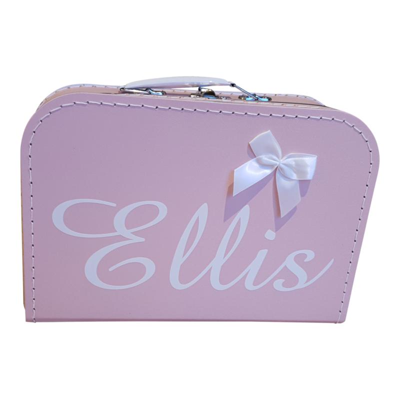 Koffer met naam