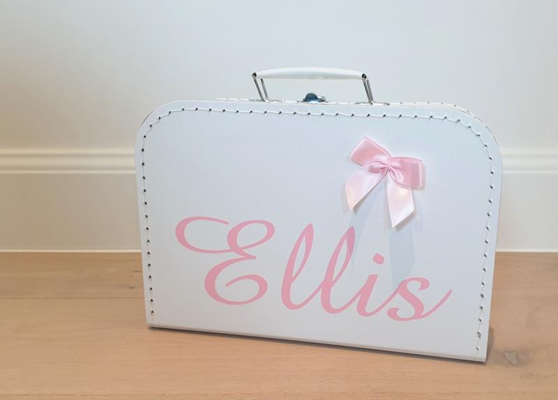 Koffer met naam/foto