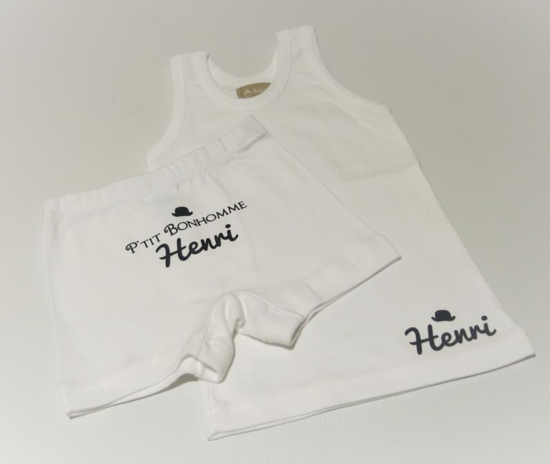Personalised Underwear