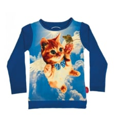 T-SHIRT CATS ANGEL