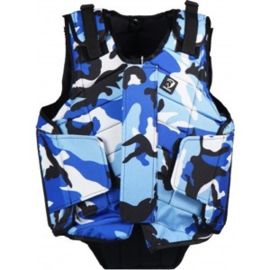 BODY PROTECTOR ARMY BLUE