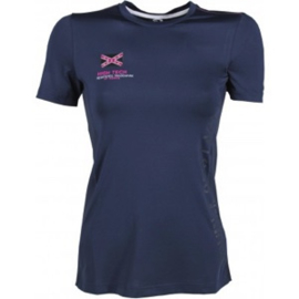 T-SHIRT SPORTY MARINE