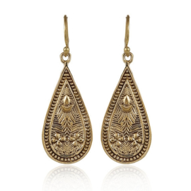 DANGLE TRIBAL OORBELLEN