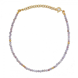 ROZE OPAAL GOLD VERMEIL ARMBAND