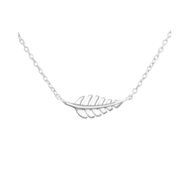 LEAF STERLING SILVER / KETTING