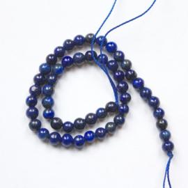 Lapis Lazuli,  4mm