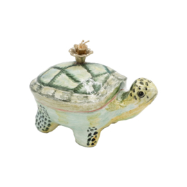 TORY TURTLE TRINKET BOX / DOING GOODS