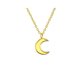 MOON KETTING GOLD VERMEIL