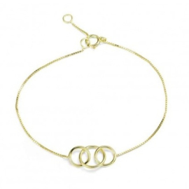 RINGS GOLD VERMEIL ARMBAND