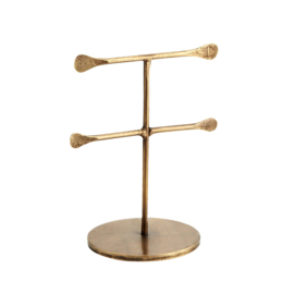 HAND FORGED JEWELLERY STAND / MADAM STOLTZ
