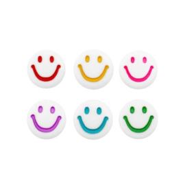 ACRYL SMILEY KRALEN (6 PCS)