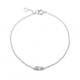 CRYSTAL STERLING ZILVER ARMBAND