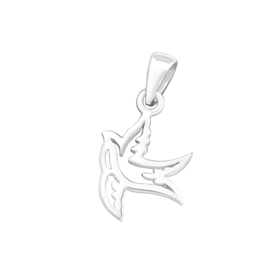BIRD STERLING SILVER / HANGER