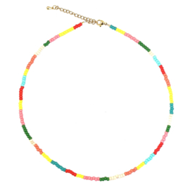 LA TARIFA'S KETTING MULTI COLOR