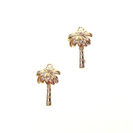 PALM BEDEL GOLD PLATED