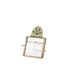 ROSIE ROSET MINI FRAME GREEN / FOTOLIJST / DOING GOODS