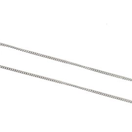 STERLING ZILVER BASIS KETTING 56 CM