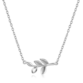 BRANCH STERLING SILVER NECKLACE