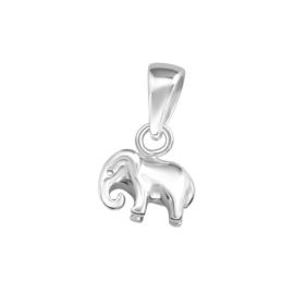 TINY ELEPHANT STERLING ZILVER HANGER
