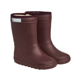 * Enfant * Thermo Boots Vineyard Wine