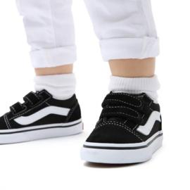 VANS Toddler Classic V Black/White
