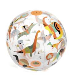 Djeco opblaasbare bal Dino