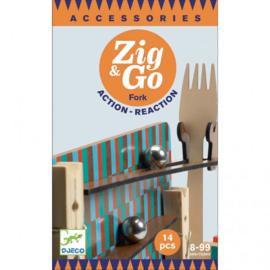 Djeco Zig & Go uitbreidingsset Fork (8+)