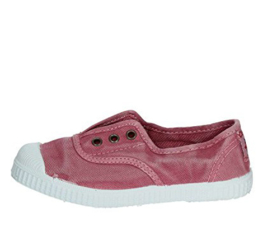 Cienta canvas slip-on kinderschoenen Rosa