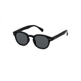 Izipizi junior zonnebril 5-10 jaar Black C
