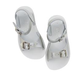 Saltwater sandals Surfer Silver