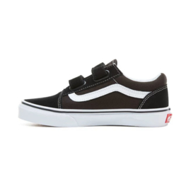 VANS Kids Old Skool black/white velcro