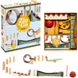 Djeco Zig & Go kettingreactiespel 25-delig (8+)