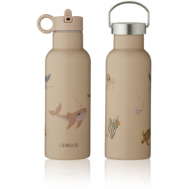 Liewood Neo drinkfles Sea Creatures Rose mix