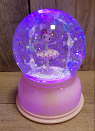 Djeco glitter bollampje Ballerina