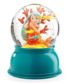 Djeco glitter bollampje Zeemeermin