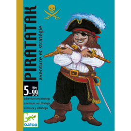 Djeco kaartspel Piratatak (5+)